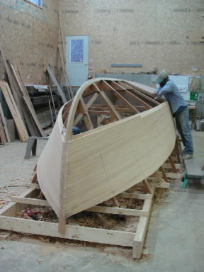 PAGAN | Hylan & Brown – Boatbuilders – Brooklin, Maine – Building and Restoring Classic Wooden Boats
