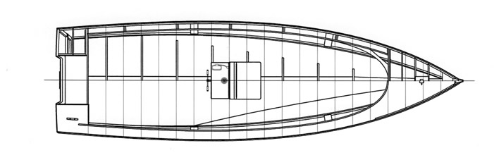 POINT COMFORT 23 Plans | Hylan & Brown – Boatbuilders – Brooklin ...