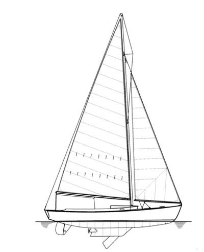 selkie hylan brown boatbuilders brooklin maine building E Scow Transom selkie