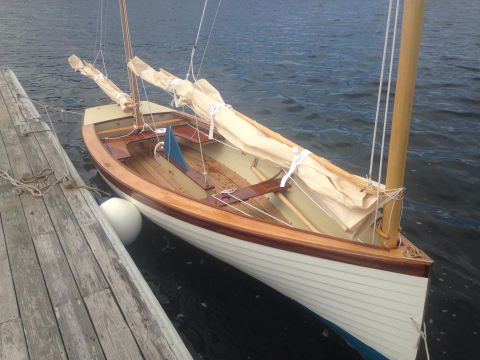 SUZANNA For Sale | Hylan & Brown – Boatbuilders – Brooklin ...