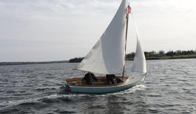 BELLE   Hylan & Brown – Boatbuilders – Brooklin, Maine – Building