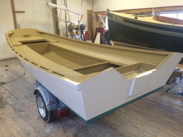 14ft BEN GARVEY | Hylan & Brown – Boatbuilders – Brooklin ...