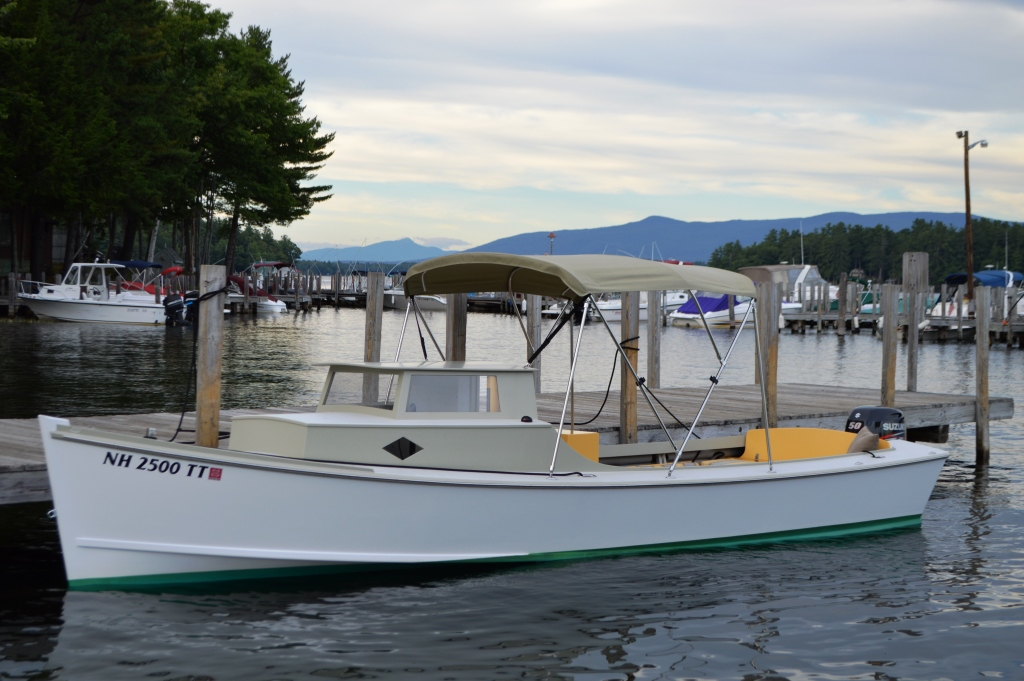 POINT COMFORT 23 For Sale | Hylan & Brown – Boatbuilders ...