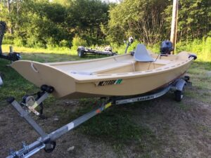 14' Garvey for sale.